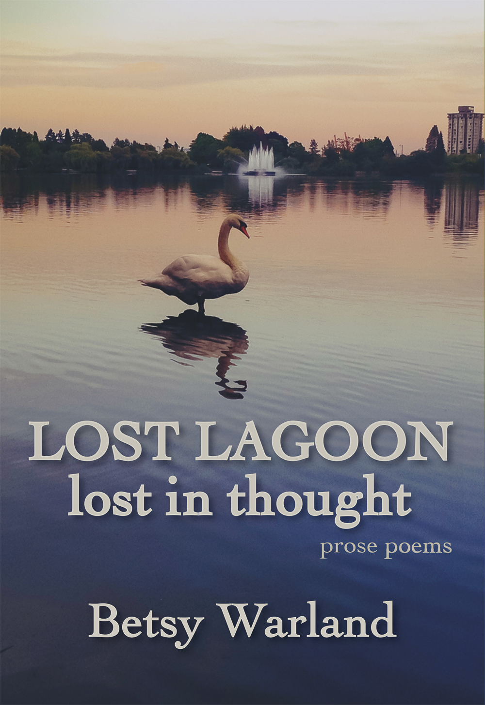 Lost Lagoon/lost in thought