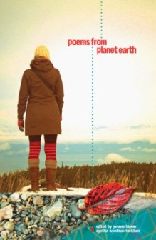 Book Cover of Poems from Planet Earth