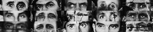 Buchenwald survivors eyes