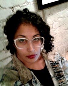 photo of author Kiran Sunar