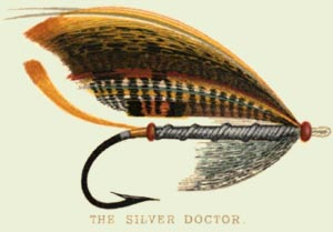 silverdoctor fly