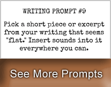 Visit Facebook writing prompts