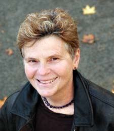 photo of author Arleen Paré