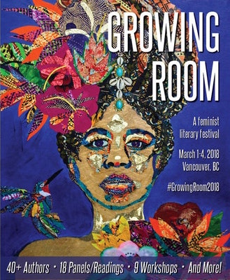 Betsy Warland on Panels at Growing Room 2018