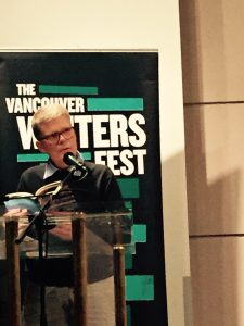 Betsy Warland reads from Oscar of Between