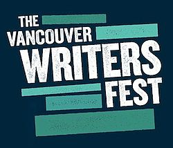 Betsy at the Vancouver Writers Festival on Free Saturday!