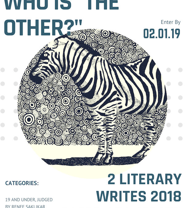 Federation of BC Writers Launches 'Who is 'The Other'' Poetry Contest